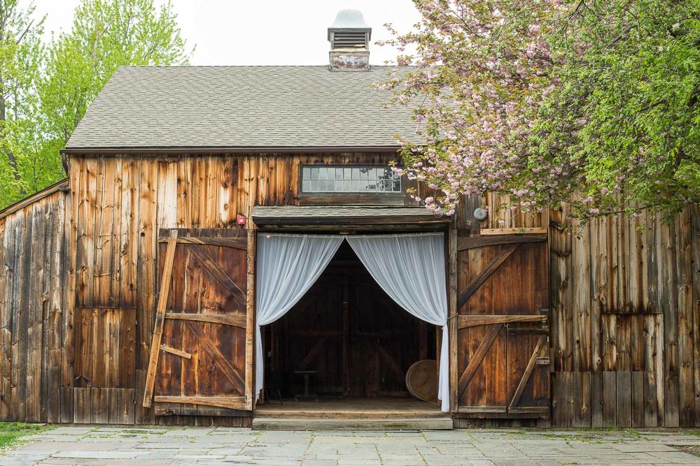 Location Of The Barn Wedding Venue