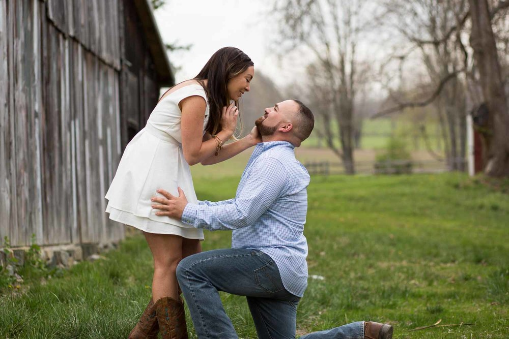 proposal photography in Brookfield, CT